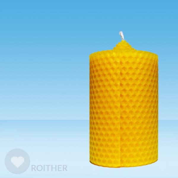 Gerollte Kerze 80