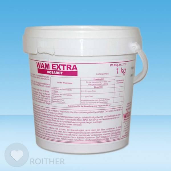 1 kg WAM Extra Rosarot - Winterverbissschutzmittel