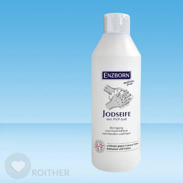Enzborn Jodseife 500ml