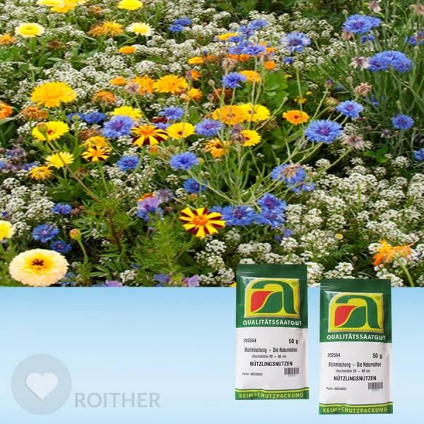 """Blumensamenmischung """"Blühmischung Nützlingsnutzen"""""""
