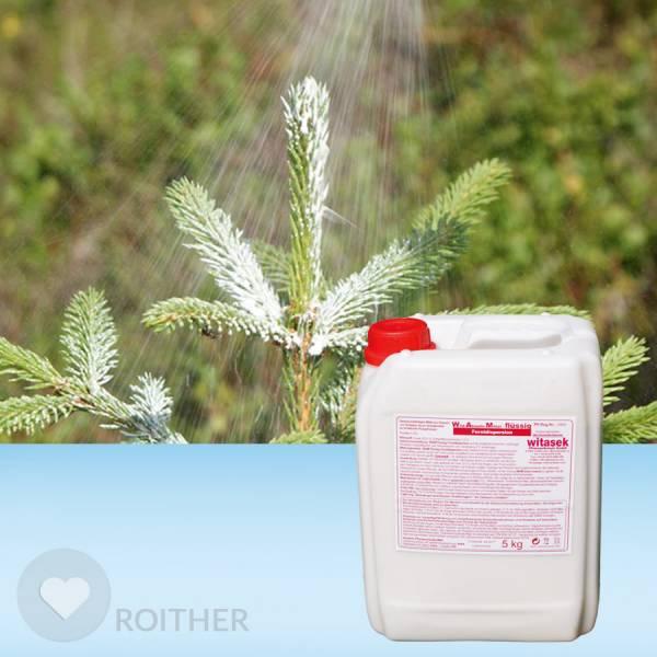 WAM Flüssig Forstdispersion weiß (5 kg)