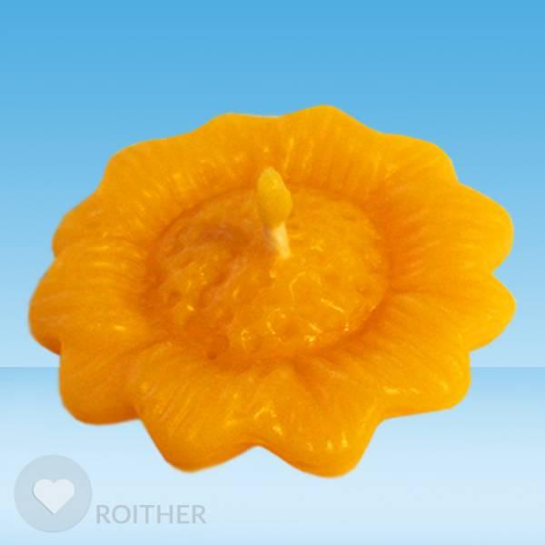 Sonnenblumen Kerze