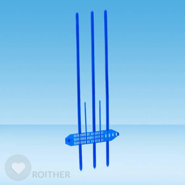 Lange Schutzmanschette blau (100 Stk.)