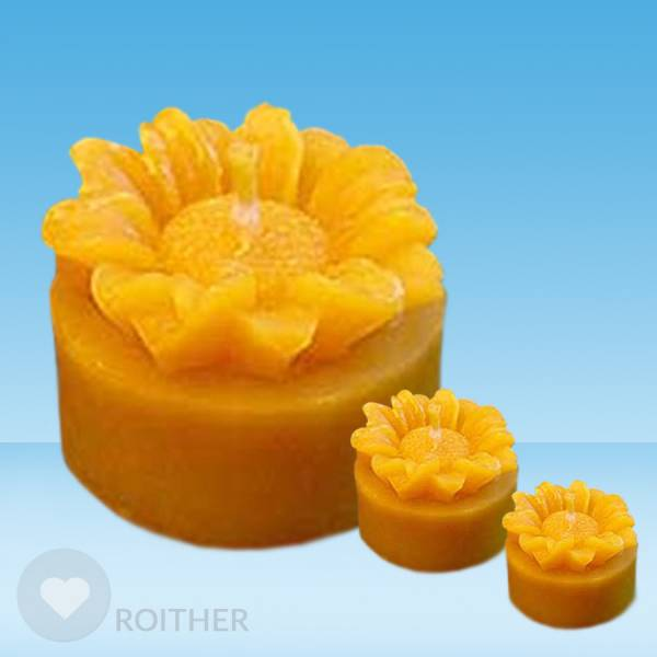 Sonnenblumen Teelicht