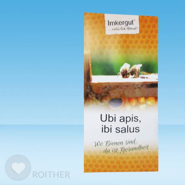 Bienenprodukte - Infobroschüre