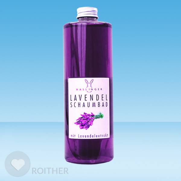Lavendel Schaumbad 400 ml